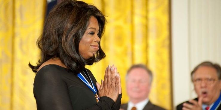8 acciones con las que Oprah Winfrey alcanzó el éxito financiero