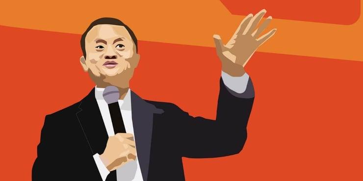 Sigue estos consejos de Jack Ma para convertirte en un emprendedor con sello único