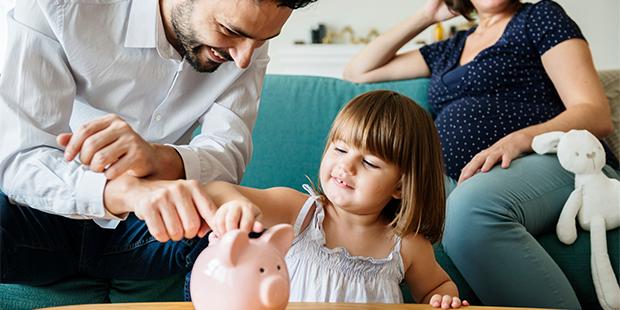 Tips para enseñar a ahorrar a los niños