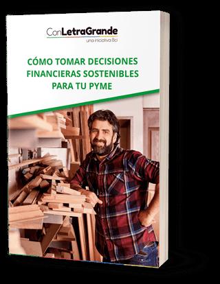 Cómo tomar decisiones financieras sostenibles para tu PYME